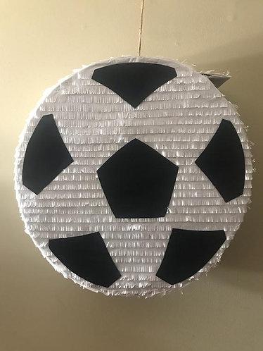 Sports Football Soccer Birthday Party Pull Strings Pinata -35 cm