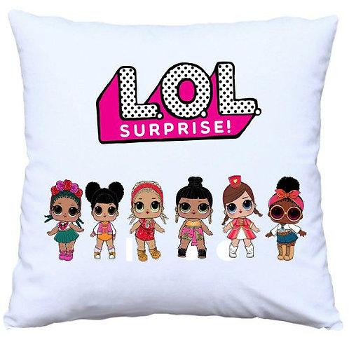 LOL Surprise Dolls Cushion Decorative Pillow - 40cm