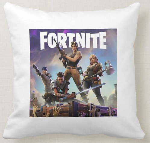 Fortnite Game Cushion Decorative Pillow - 40cm