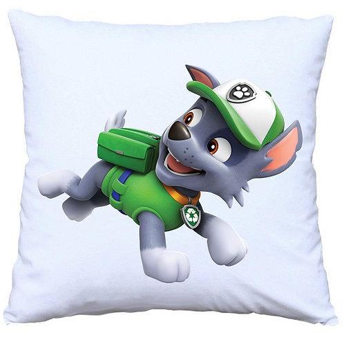 Paw Patrol Tracker Cushion Decorative Pillow - 40cm