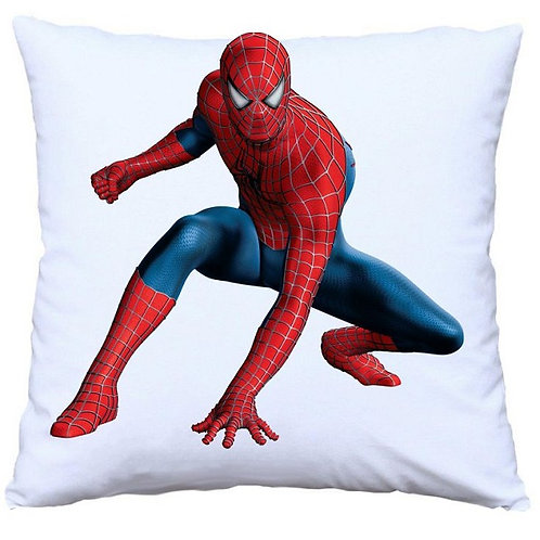 Spiderman Cushion Decorative Pillow - 40cm
