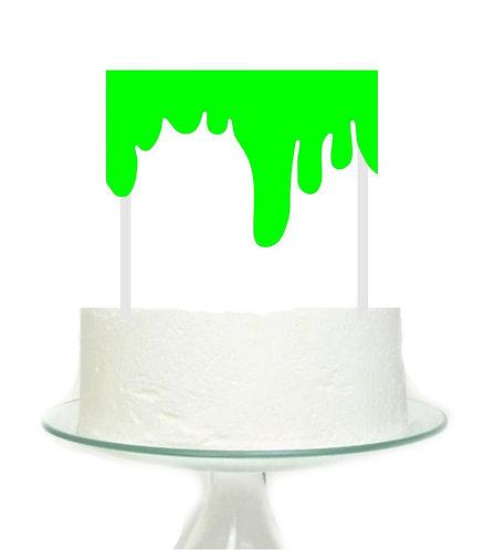 Slimme Big Topper for Cake - 1 pcs set