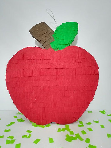 Snow White Red Apple Birthday Party Pull Strings Pinata -40cm