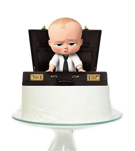 Boss Baby Big Topper for Cake - 1 pcs set