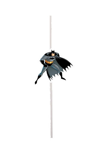 Batman Character Cakepops Toppers - 12 pcs set