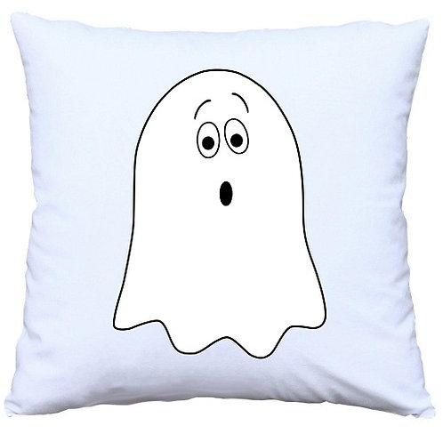 Halloween Ghost Cushion Decorative Pillow - 40cm