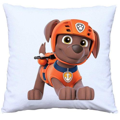 Paw Patrol Zuma Cushion Decorative Pillow - 40cm