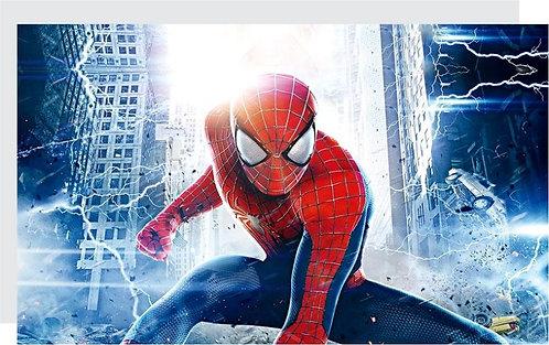 Spiderman Invitations - 12 pcs party invites