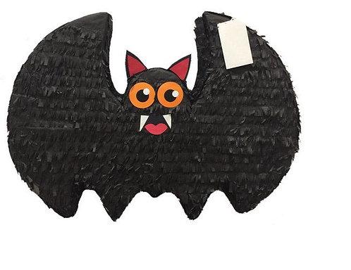 Halloween Bat Party Pull Strings Pinata Round -40 cm