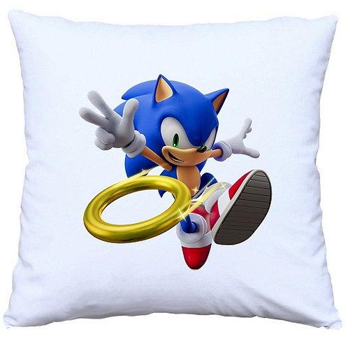 Sonic Game Cushion Decorative Pillow - 40cm