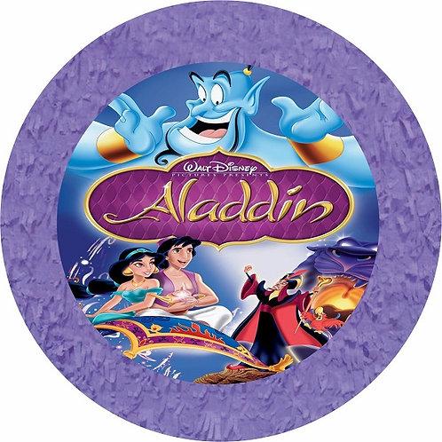 Aladdin Jasmine Birthday Party Pull Strings Pinata -35cm