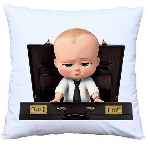 Boss Baby Briefcase Cushion Decorative Pillow - 40cm