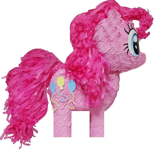 ALL My Little Pony Shapes Birthday Party Pull Strings Pinata - 40cm