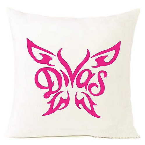 WWE Divas Logo Cushion Decorative Pillow - 40cm