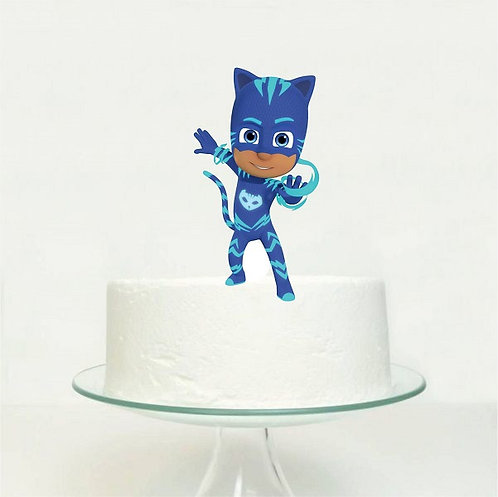 PJ Masks Cat Boy Big Topper for Cake - 1 pcs set