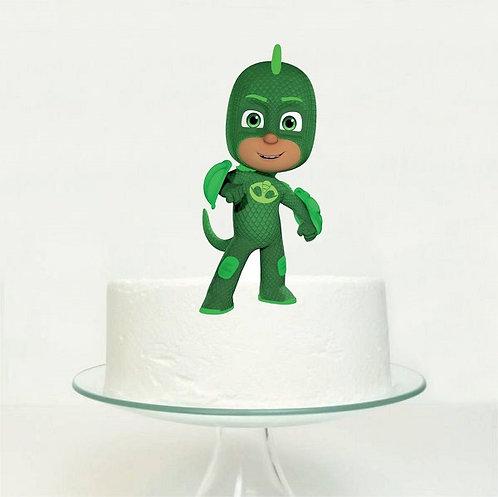 PJ Masks Gekko Big Topper for Cake - 1 pcs set