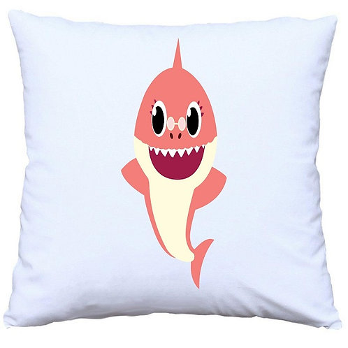 Baby Shark Grandma Cushion Decorative Pillow - 40cm