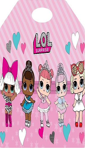 LOL Surprise Dolls Gifts Tags - 12 pcs set