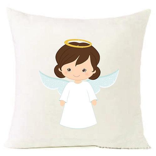 Christmas Cute Angel Cushion Decorative Pillow COTTON OR LINEN