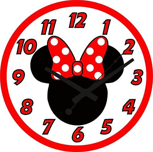 Minnie Clock