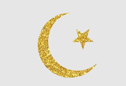 Ramadan Eid Invitations - 6pcs party invites