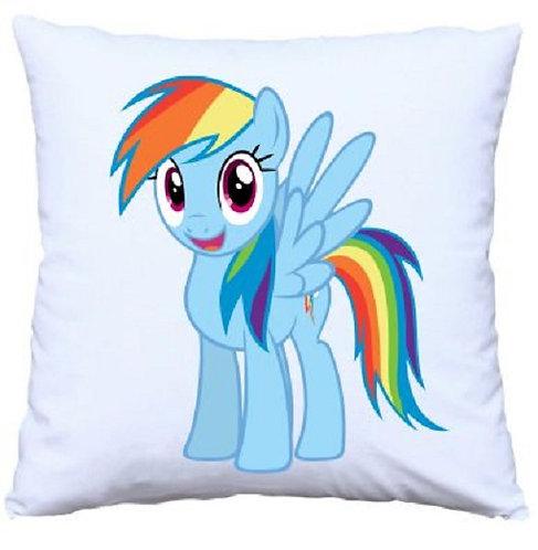 My Little Pony Rainbow Dash Cushion Decorative Pillow - 40cm