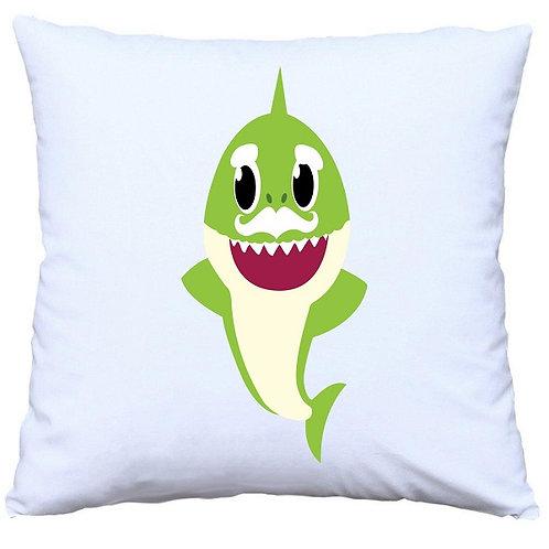 Baby Shark Grandpa Cushion Decorative Pillow - 40cm