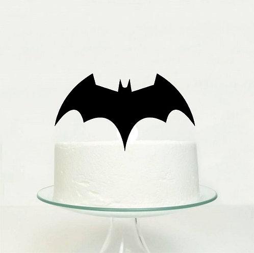 Bat Big Topper for Cake - 1 pcs set