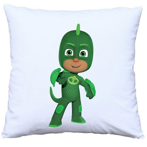 PJ Masks Gekko Cushion Decorative Pillow - 40cm