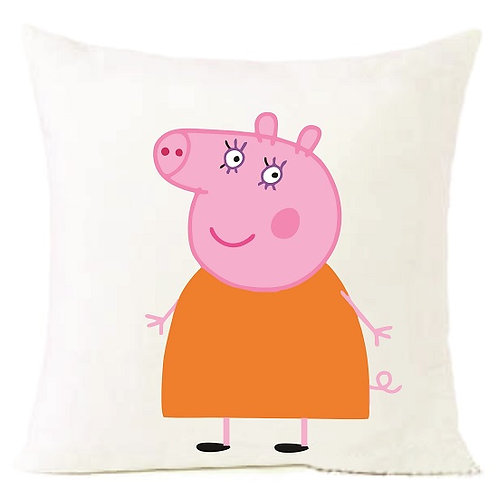 Peppa Pig Mom Cushion Decorative Pillow - 40cm
