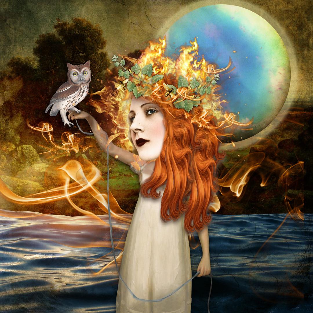 Brighid-Celtic Goddess