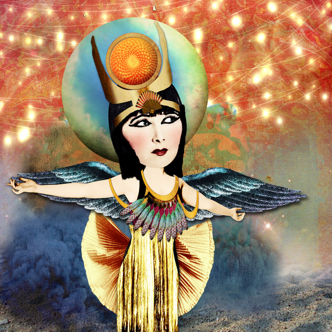 Isis-Mother of Life and Magick