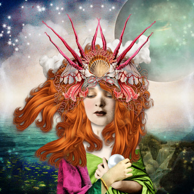 Cliodna-Celtic Sea Goddess