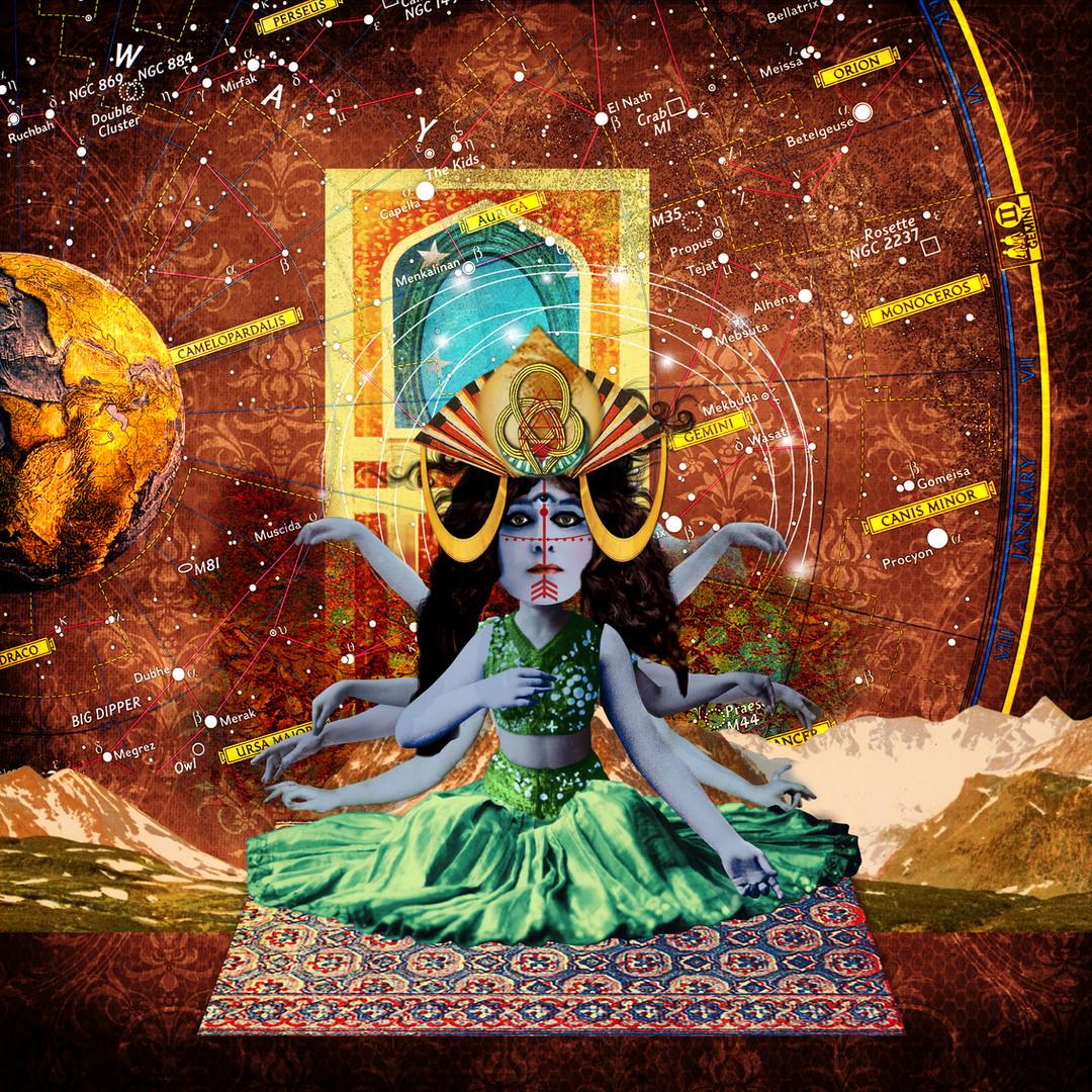 Kali-Divine Mother~Goddess of Life and Death