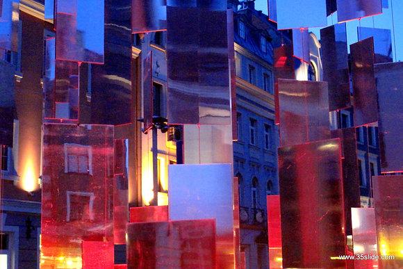 Riga Reflected, Latvia