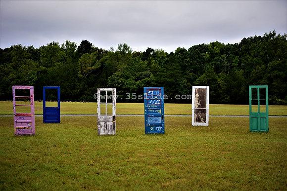 Field of Doors, NJ, USA