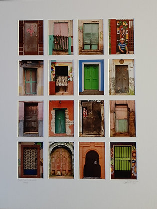 Doors of El Salvador