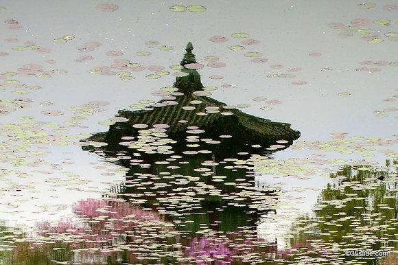 Reflected Pagoda, Korea