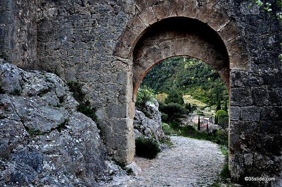 Ancient Gate, France