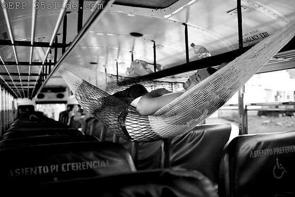 Busdriver Breaktime, Nicaragua