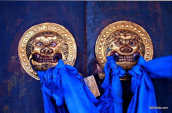 Door Knockers, Mongolia