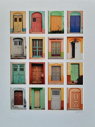Doors of Guatemala