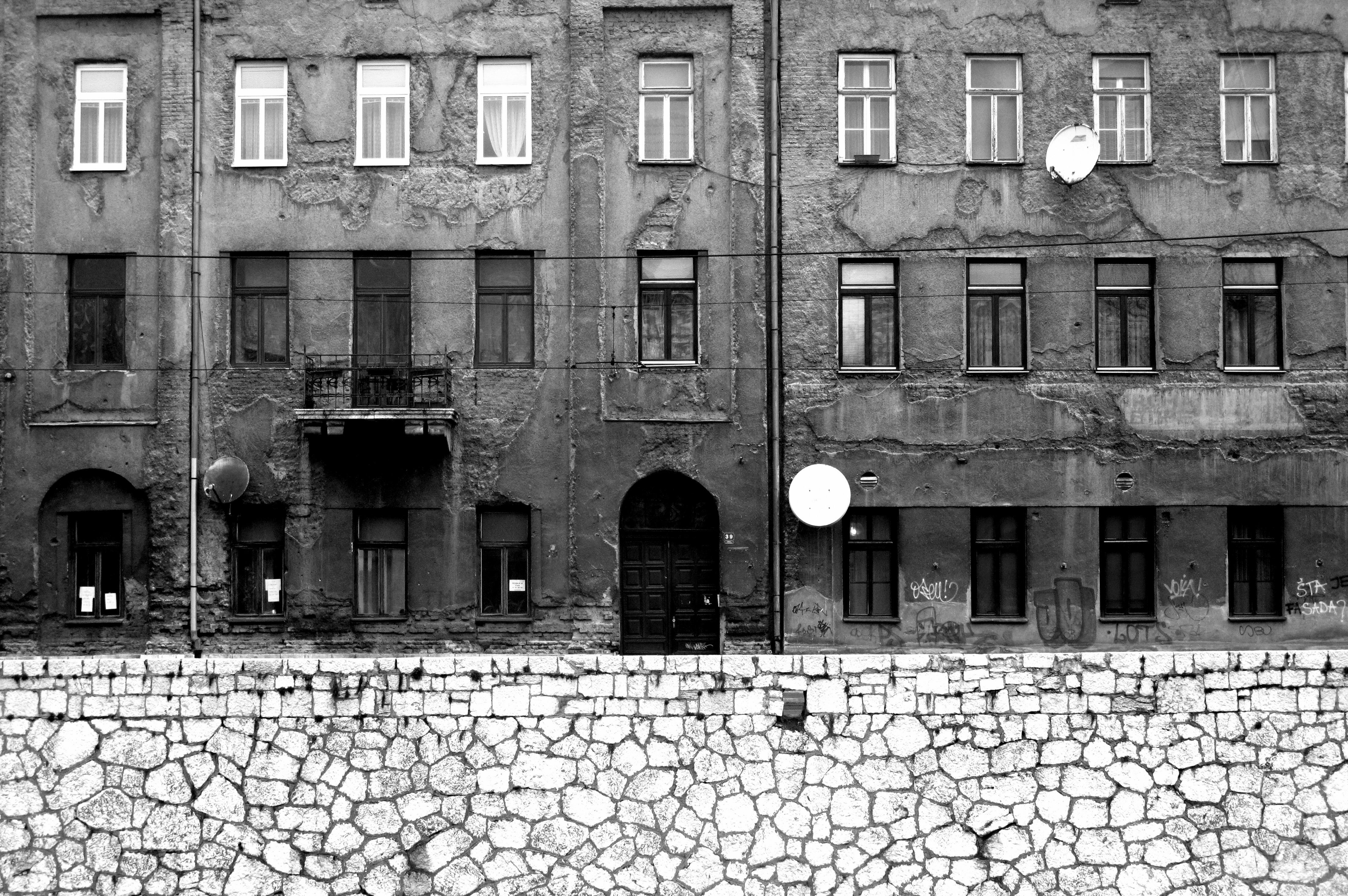 Sarajevo Flats, Bosnia-Herzegovina