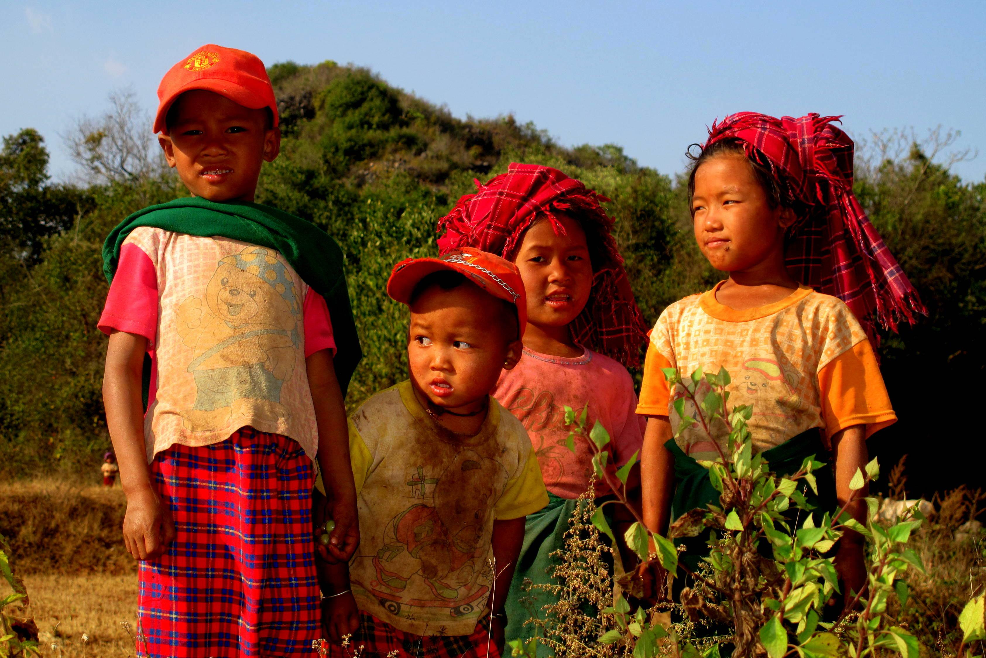 Kids, Burma