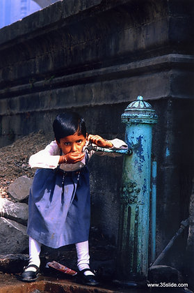 Thirsty Girl, India