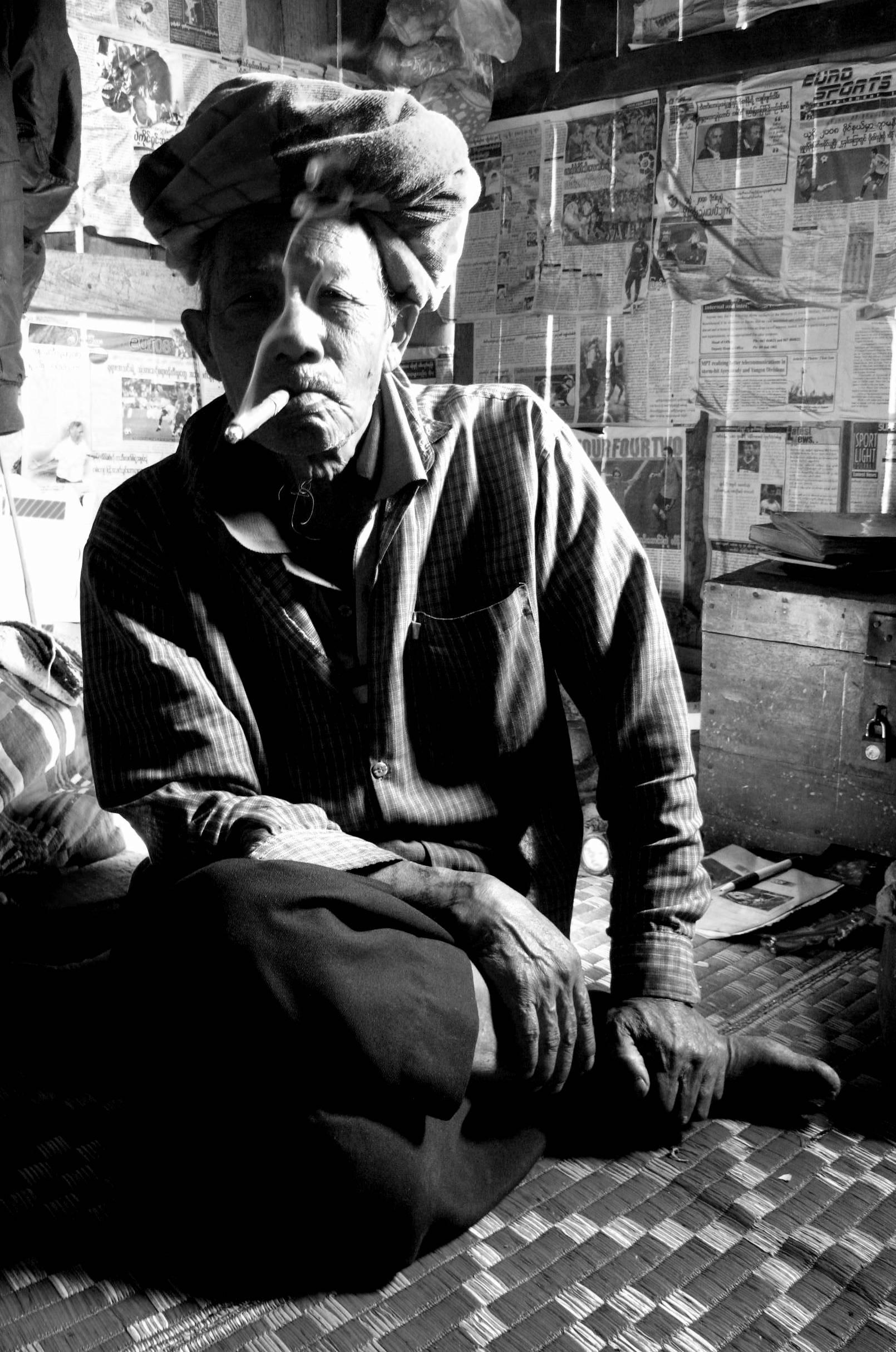 Shaman, Burma