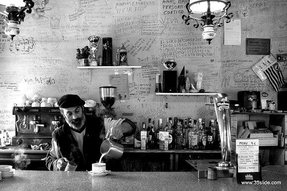 Cafe con Leche, Spain
