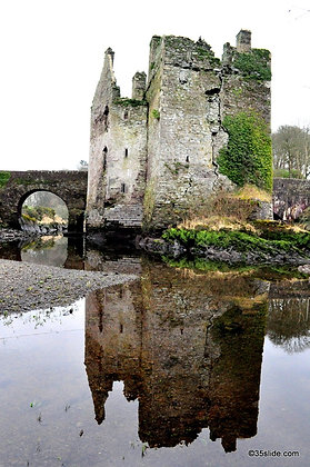 Carrigadrohid Castle, Ireland