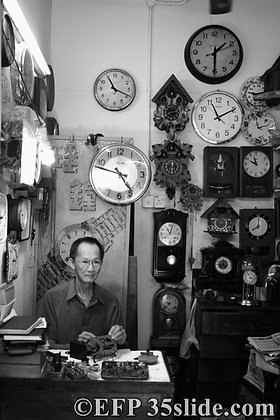 The Horologist, Malaysia