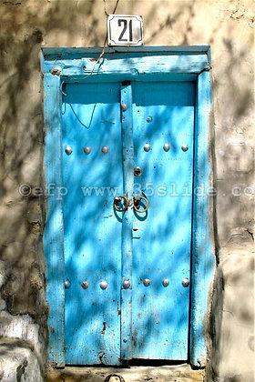 Sky Blue Doors, Uzbekistan